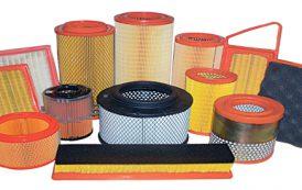 انواع فیلتر هوا و کاربرد آنها