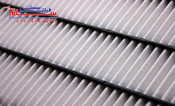 ویژگی های فیلتر هوا استاندارد چیست؟ فیلتر هوا