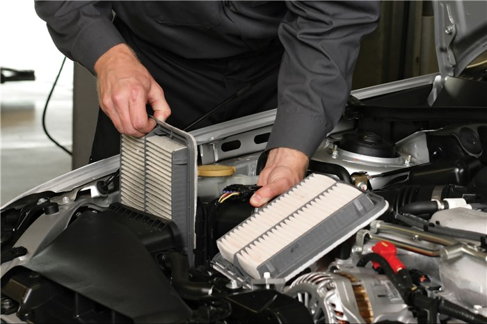زمان تعویض فیلتر هوا کامیون
