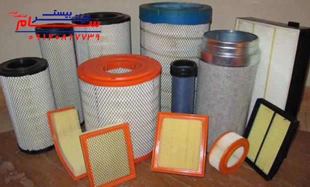 قالب های تزریق پلاستیک در تولید فیلتر هوا