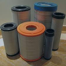 انواع مختلف فیلتر هوا