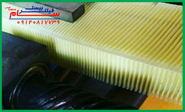 معرفی دستگاه های تولید فیلتر هوا
