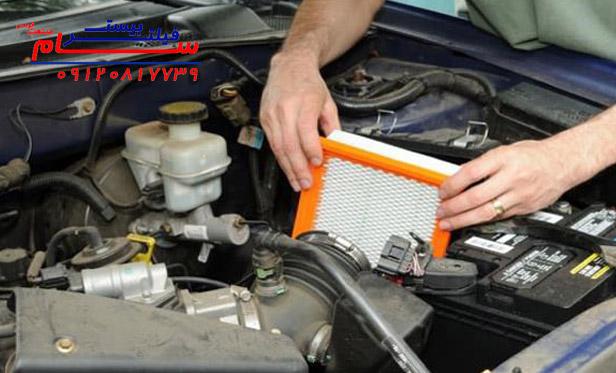مشکلات رایج در صورت عدم تعویض فیلتر هوای خودرو