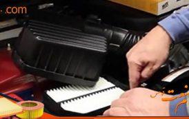 رابطه فيلتر هوا و موتور خودرو