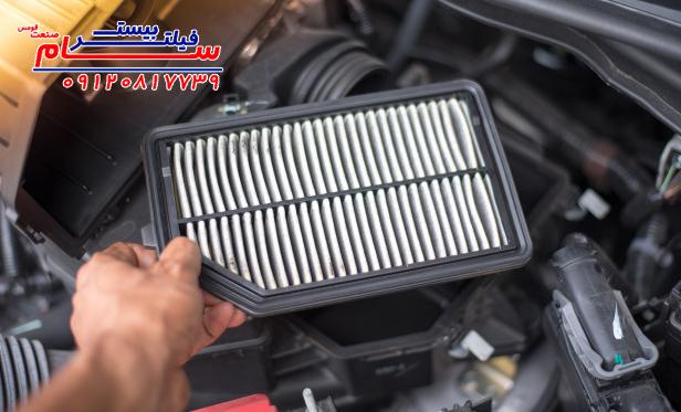 با استفاده از فیلتر هوا از خودروی خود محافظت کنید.