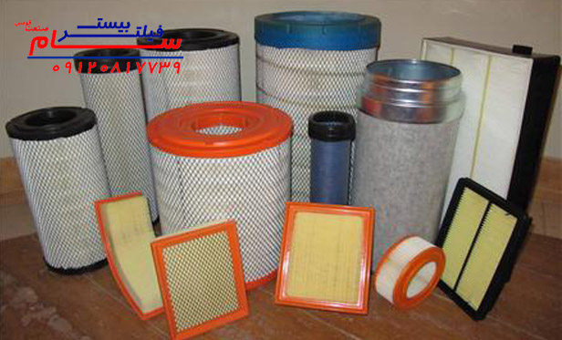 چگونه در منزل فیلتر هوا تولید کنیم؟