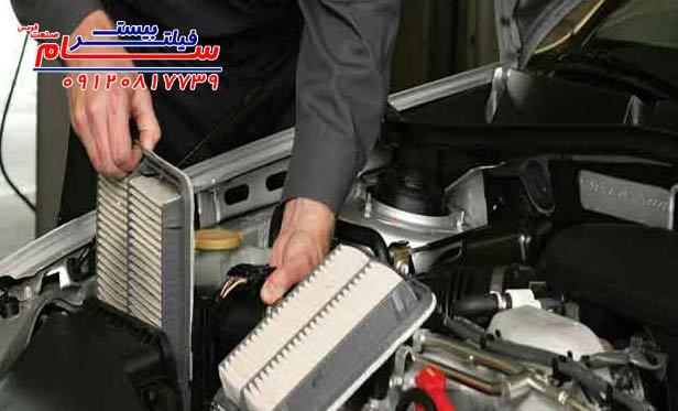 فیلتر هوا خودرو تسلا