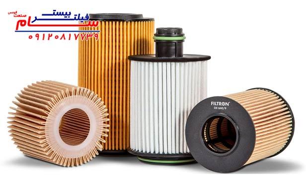 تولید فیلتر هوا خودرو ولوو در منزل