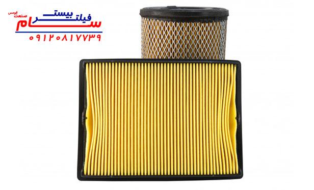 تفاوت فیلتر هوا کابین و فیلتر هوا موتور خودرو