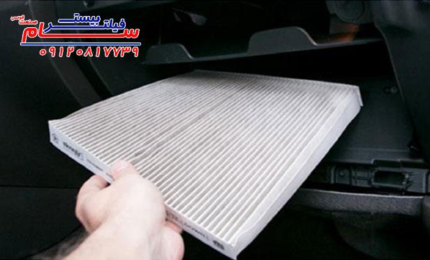 تفاوت فیلترهوا کابین و فیلتر هوا موتور خودرو