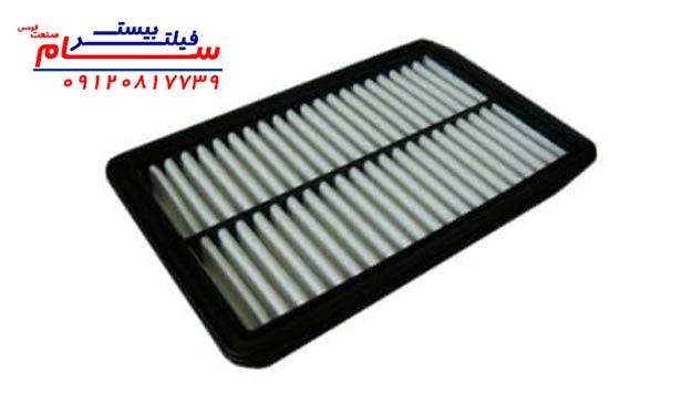 کاربردهای فیلتر هوا